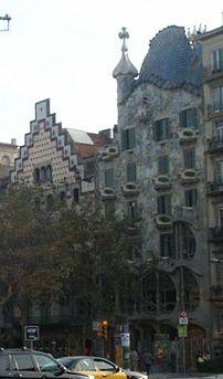 Casa Amatller and Casa Batlló