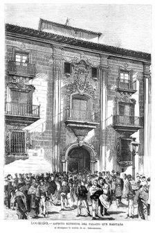 Casa de Espartero en Logroño