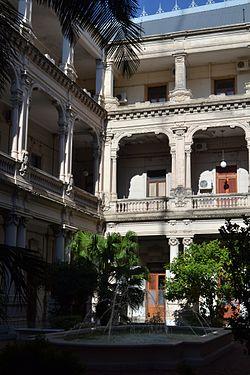 Casa de gobierno de santa fe wikipedia la enciclopedia for Casa in stile santa fe