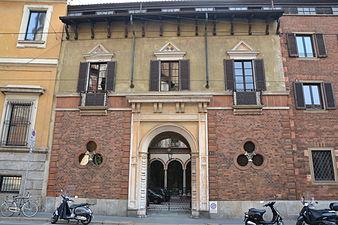 Casa degli Atellani, (Milan) 03.JPG