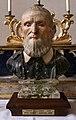 Castelfranco di sopra, san filippo neri, interno, busto di san filippo neri.jpg