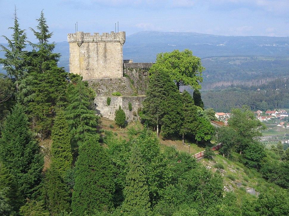 Castelo do Sobroso, Vilasobroso, Pontevedra