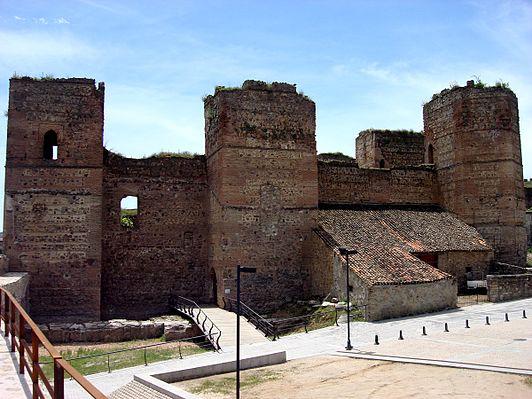 Castle of Buitrago del Lozoya
