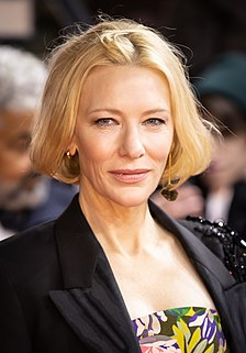Cate Blanchett on screen and stage Wikipedia list article