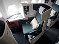 Cathay Pacific - A330-300 - Business Class (8108289508).jpg