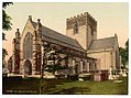 Cathedral, St. Asaph, Wales LOC 3752417510.jpg