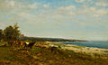 Cattle Along the Waterside-James McDougal Hart.jpg