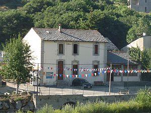 Caudiès-de-Conflent - The old school and village hall