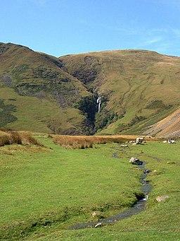 Cautley Spout - geograph.org.uk - 243597