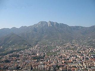 Cava de Tirreni Comune in Campania, Italy