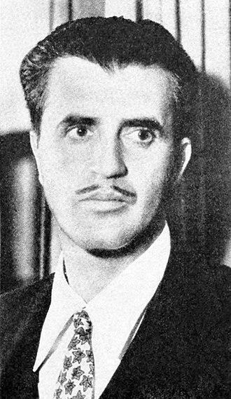 Cedric Gibbons - Cedric Gibbons in 1936