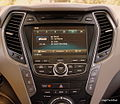 Center Console Radio - 2014 Hyundai Santa Fe Limited (16093387759).jpg