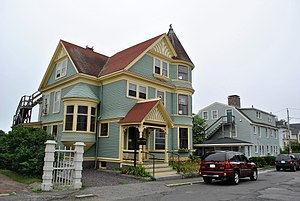 Central Gloucester Historic District - Image: Central Gloucester Historic District 2016 002