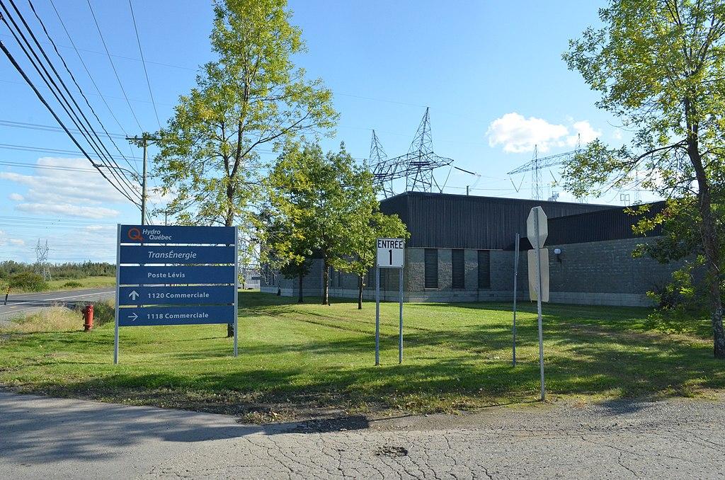Centre de distribution de Lévis 2011.JPG