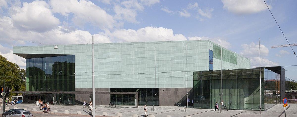 Helsinki Music Centre - Wikipedia