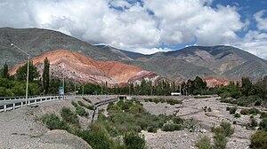 Cerro de los Siete Colores - Image: Cerro de los 7 colores
