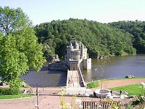 Château de La Roche (Saint-Priest-la-Roche) - Château de La Roche