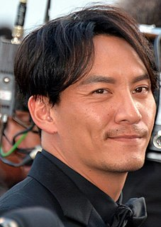 Chang Chen Taiwanese actor