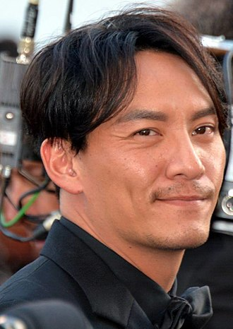 Chang Chen - Chang Chen at the Cannes Film Festival, 2018.