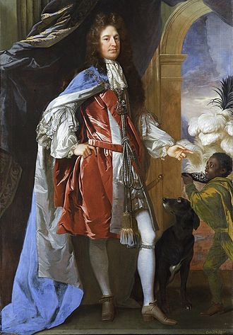 Charles Seymour, 6th Duke of Somerset - Portrait c.1690–1692 by John Closterman (1660–1711), Collection of National Trust, Petworth House