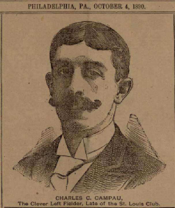 Charles C. Campau