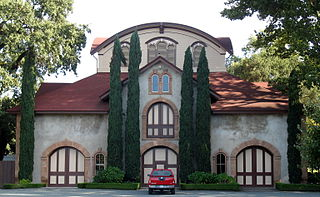 Charles Krug Winery United States historic place