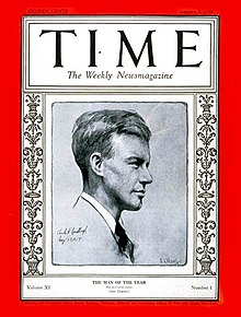 Charles Lindbergh Time omslag 1928.jpg