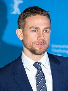 Charlie Hunnam British actor and screenwriter