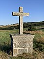 Chaudeyrolles wayside cross.jpg