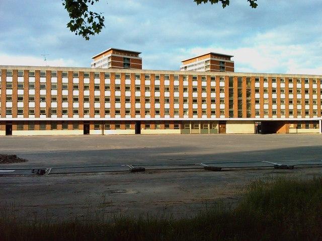 Chelsea Barracks - geograph.org.uk - 812156