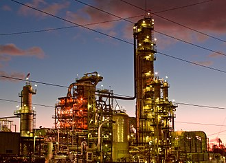 El Segundo, California - Chevron's El Segundo refinery, 2007