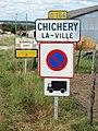 Chichery la Ville-FR-89-panneau d'agglomération-01.jpg