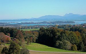 Chiemsee - Bavaria - Germany
