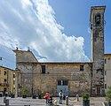 Chiesa Giovanni Evangelista lato Nord Borgo Trento Brescia.jpg