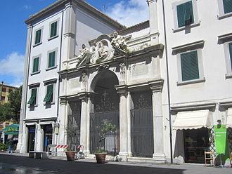 Armenians in Italy - The Armenian Church of Livorno