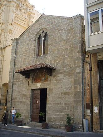 San Domenico (Pisa) - The facade