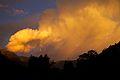 Chile - Cochamó climbing 16 - mountain sunset (6873687578).jpg