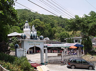Chin Haw - A Chin Haw mosque at Doi Mae Salong, Chiang Rai