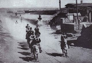 Chinese bandits along the Russian border in the late 19th and early 20th centuries