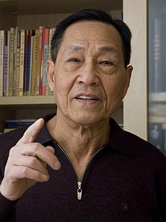 Chinese ex-official Bao Tong at home (cropped).jpg