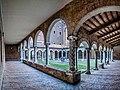 Chiostro di San Romano - Museo della Cattedrale - Ferrara.jpg