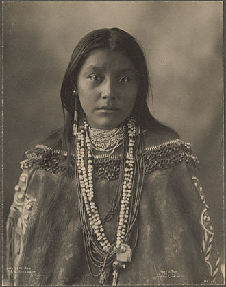 Indian Congress - Image: Chiricahua Apache Hattie Tom