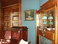 Chisholm Trail Museum - Governor Seay Mansion - 1892 Queen Anne Victorian Home, Kingfisher, OK USA - panoramio (5).jpg