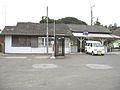 Choujamachi-station-stationhouse-2007.jpg