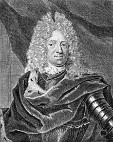 Christian, Duke of Saxe-Weissenfels. (Source: Wikimedia)