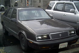 Chrysler LeBaron Hatchback.JPG