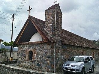 """Agros, Cyprus - church of """"Timios Prodromos"""" , Agros, Cyprus"""