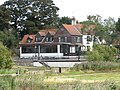 Church Farm Hotel and Restaurant - view from west - geograph.org.uk - 1484225.jpg