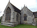 Church of St Andrew, Boothby Pagnell, Lincolnshire, England - from the northeast.jpg