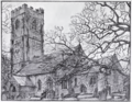 Church of St Mary Magdalene, Winsford - drawing by C. L. Brierley.png
